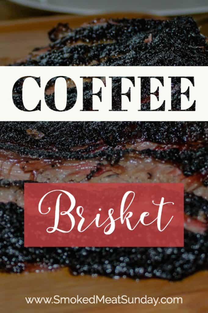 Simple Smoked Brisket Recipe - BBQ Rub - Coffee Brisket - How to make a brisket - How to trim a brisket - smoking a brisket