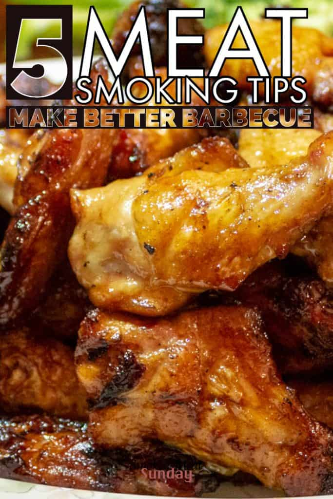 Tips for Smoking Meat - These five simple tips can help you make better barbecue.  #pelletsmoker #foodtips #bbqideas