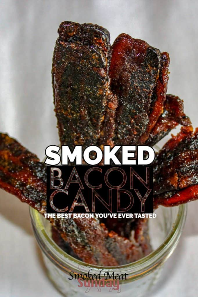 The tastiest smoked bacon recipe you'll ever try. Smoked bacon, candy bacon #traeger #traegerrecipes #smokedmeat #bbqrecipes #bbq #bacon
