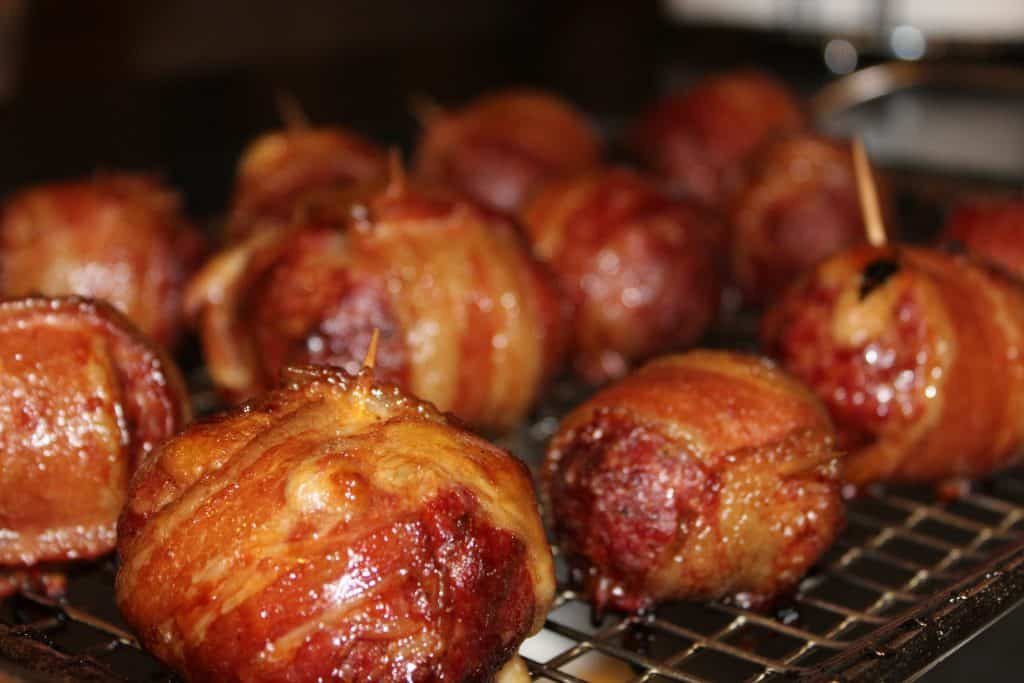 Smoked Meatball Recipe