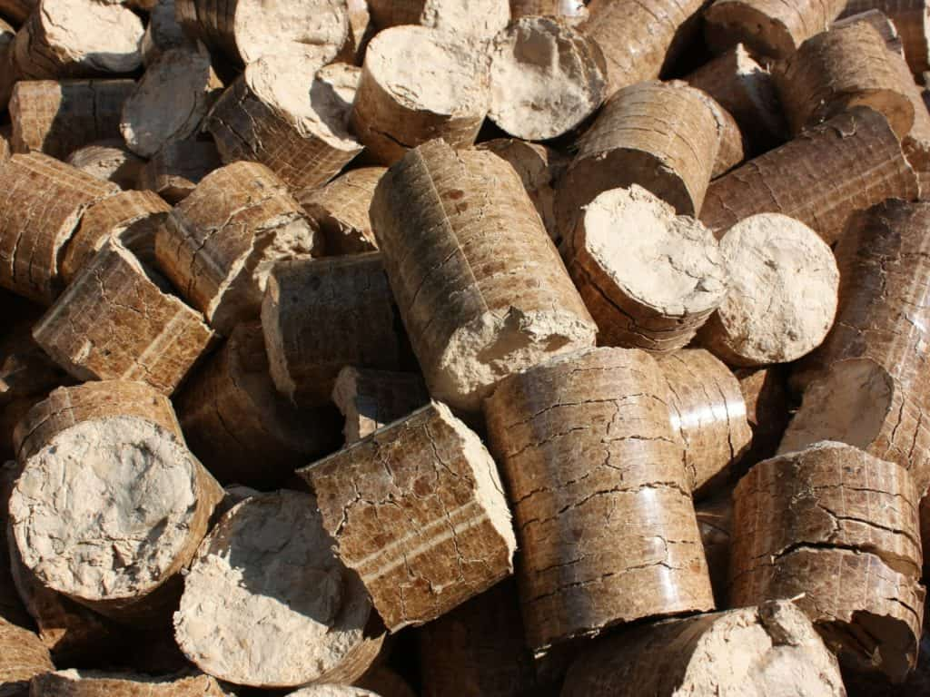 Wood pellets for your smoker