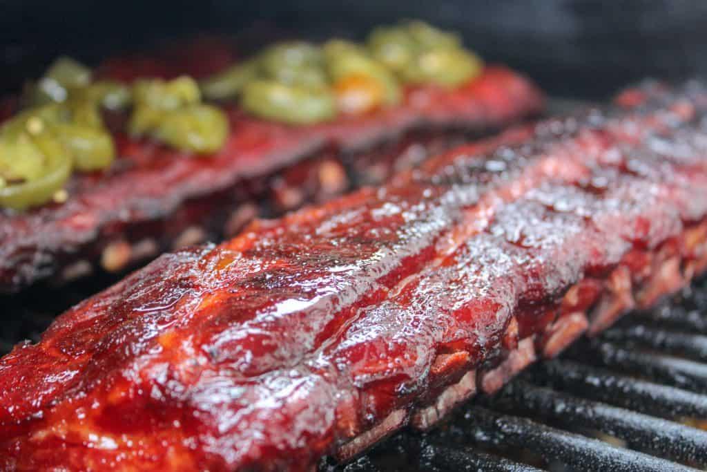 3 2 1 method ribs