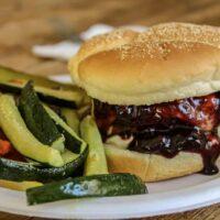 Blueberry BBQ Sauce Recipe