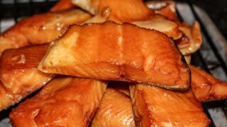 Smoked Trout - The Way a Fishing Guide Does It