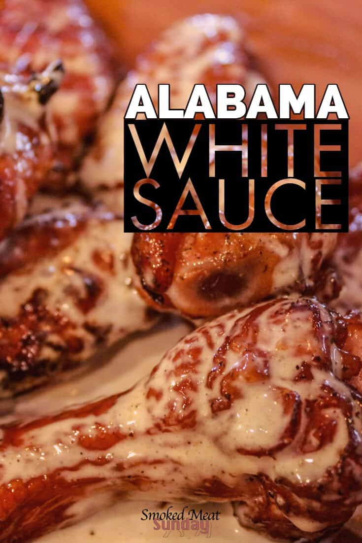 This homemade bbq sauce is simple to make, and uses common ingredients that you probably already have in the kitchen. I live the tangy flavor of this Alabama white bbq sauce, and I think you will too!