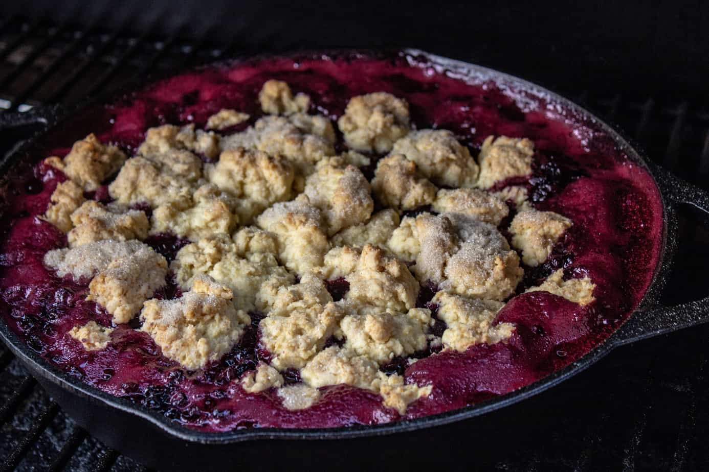 Huckleberry Cobbler Recipe