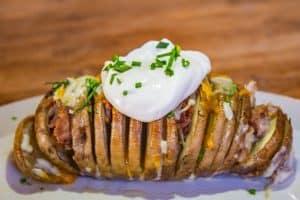 Smoked Hasselback Potatoes Recipe