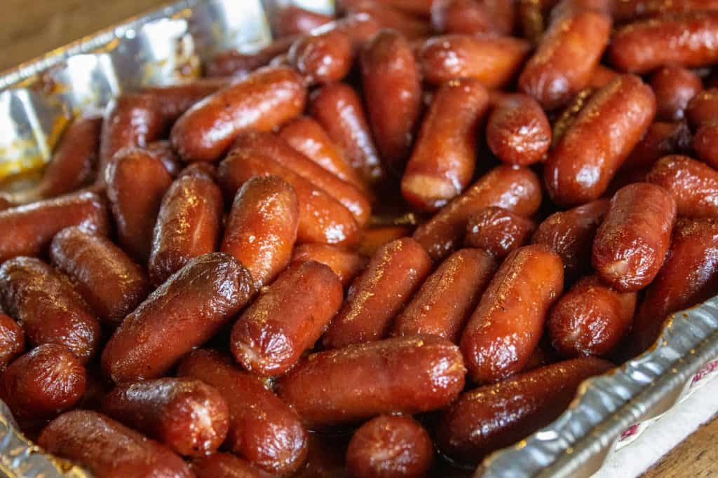 Smoked Little Smokies Recipe