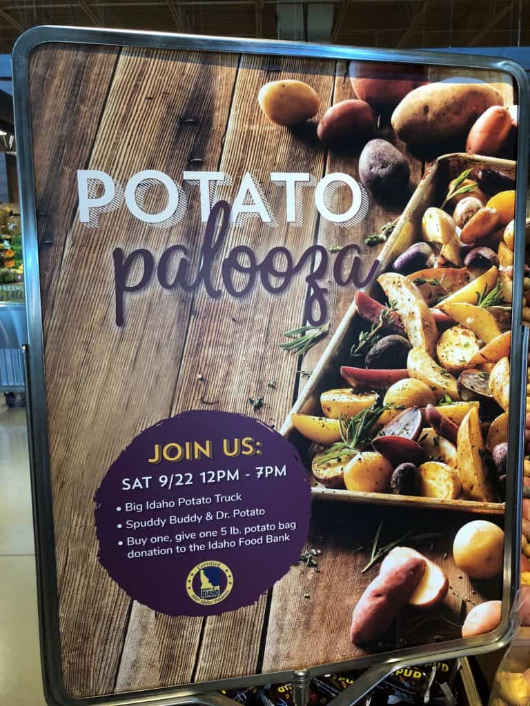 Potato Palooza