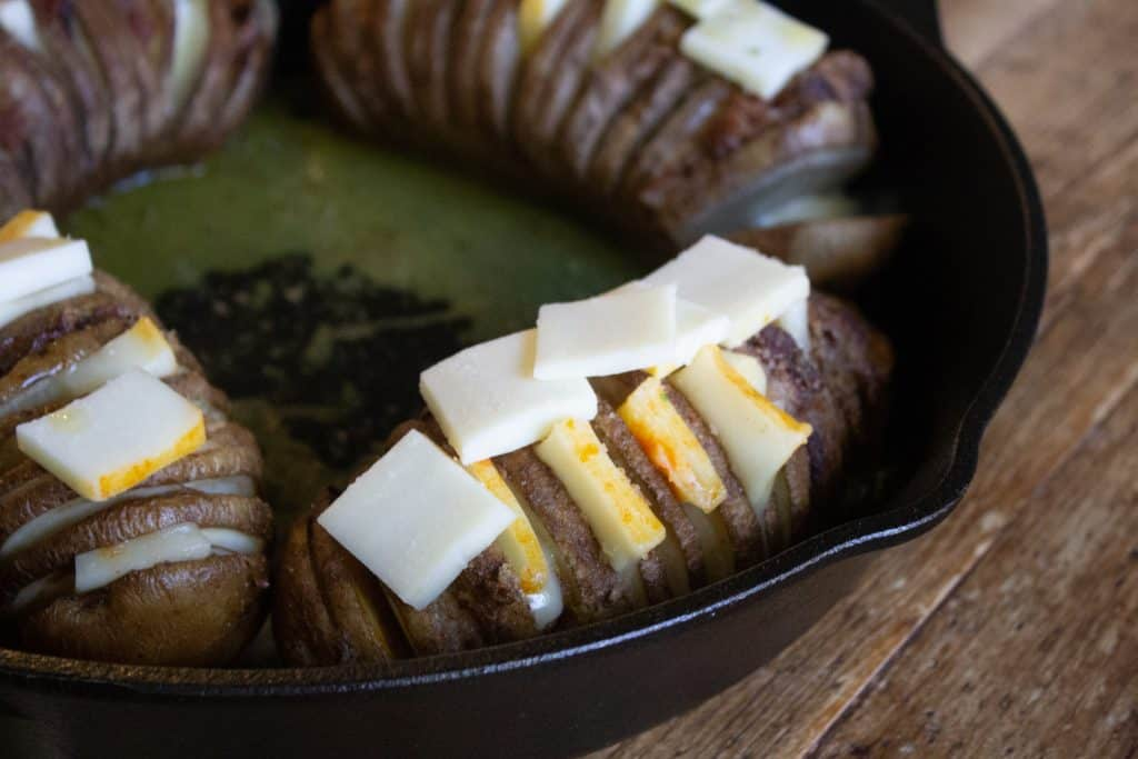 smoked hasselback potatoes recipe (4 of 5)
