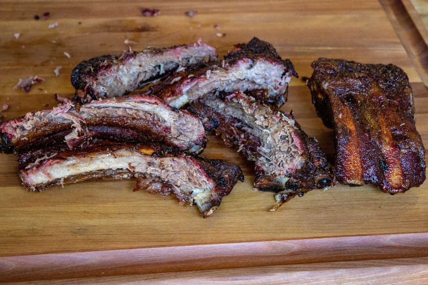 Smoked Beef Back Ribs Recipe