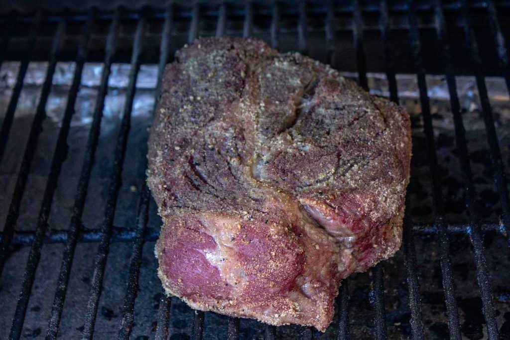 Chuck roast at 160 degrees