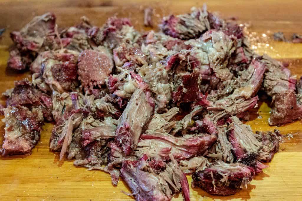 Shredded Chuck Roast - Shredded Beef Tacos