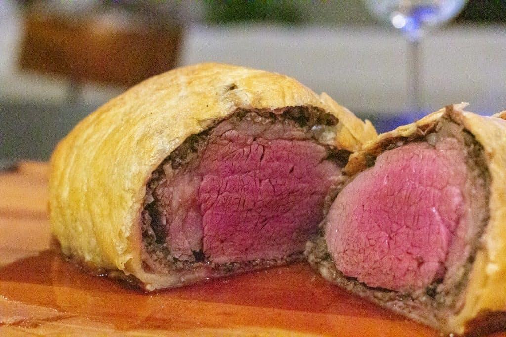 smoked beef wellington