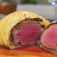Smoked Beef Wellington