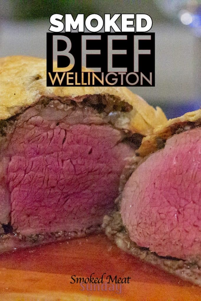 What to make for Valentines Day? Smoked Beef Wellington Recipe - #traegerrecipes #smokedmeat #valentinesday