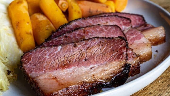 Smoked Corned Beef