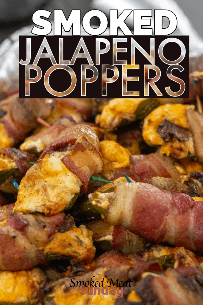 Everyone's had jalapeno poppers, but you haven't had them like this!  These smoked jalapeno poppers have a savory kick to them thanks to some stew meat burnt ends that we smoke before we prepare the jalapeno poppers. If you're looking for a unique twist on this classic bbq appetizer check this out!  #traegerrecipe #smoked #bbq #appetizer #foodblog