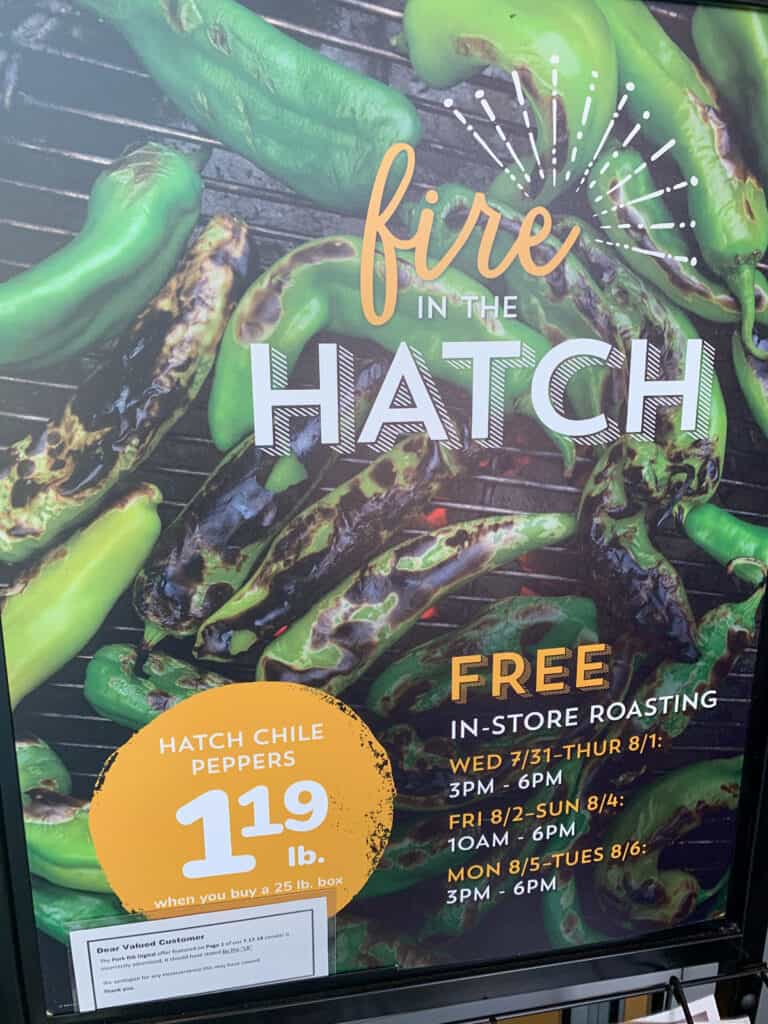 hatch chile poster