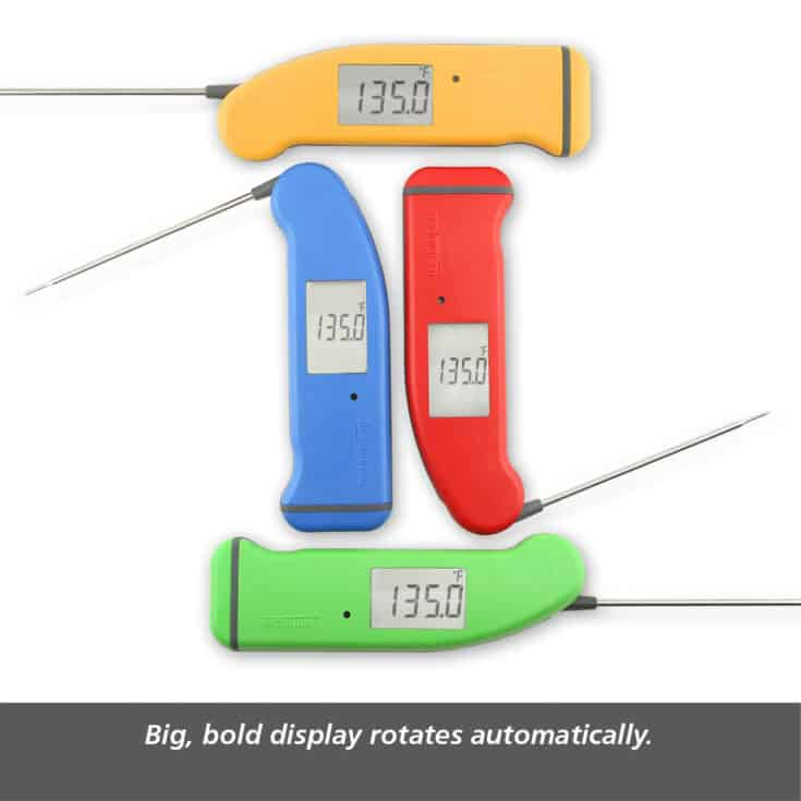 Thermapen instant-read Thermometer