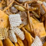 smoky snack mix recipe