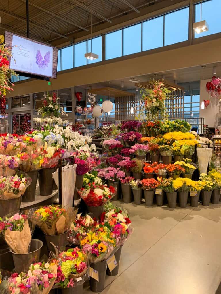 florist at Albertson's
