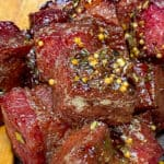 corned beef brisket burnt ends